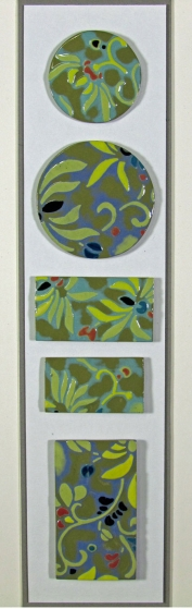 """Rio Tigre"" Framed Porcelain Tile Collection"
