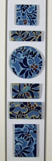 """""""Marbella"""" Framed Porcelain Tile Collection"""