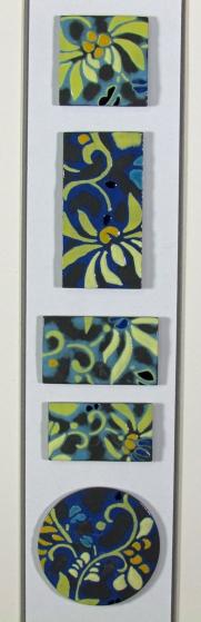 """""""Avalon"""" Framed Porcelain Tile Collection"""