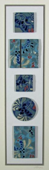 """""""Iguazu"""" Framed Porcelain Tile Collection"""
