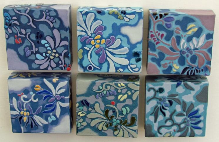 Set of Mini Tiles #2