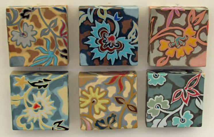 Set of Mini Tiles #1