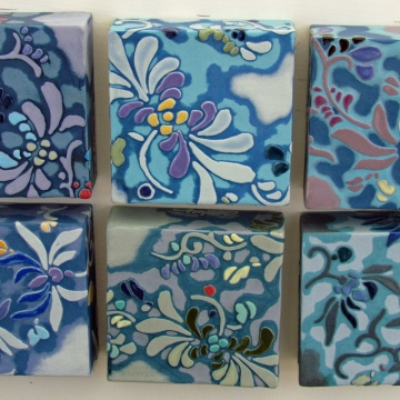 Set of Mini Tiles #2