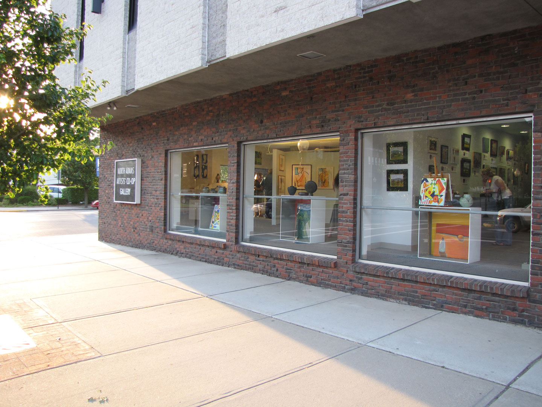 NAACO Gallery, North Adams, MA