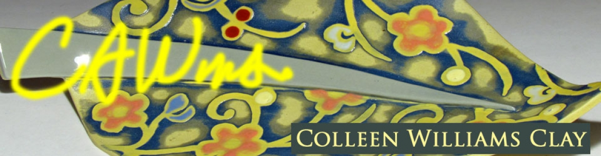 Colleen Williams Clay Banner