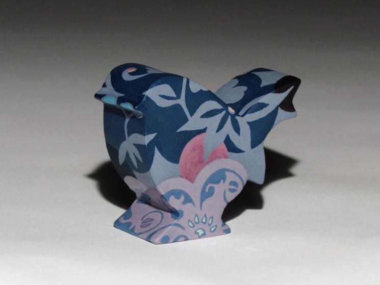 Blue Flock: Hyacinth