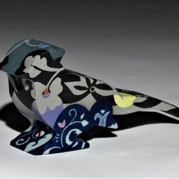 Blue Flock: Indigo